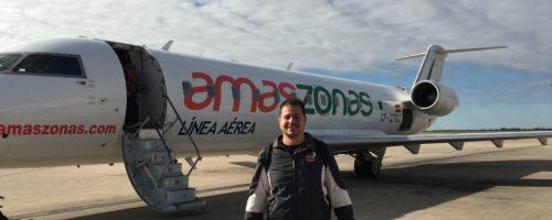 amaszonas-aviao