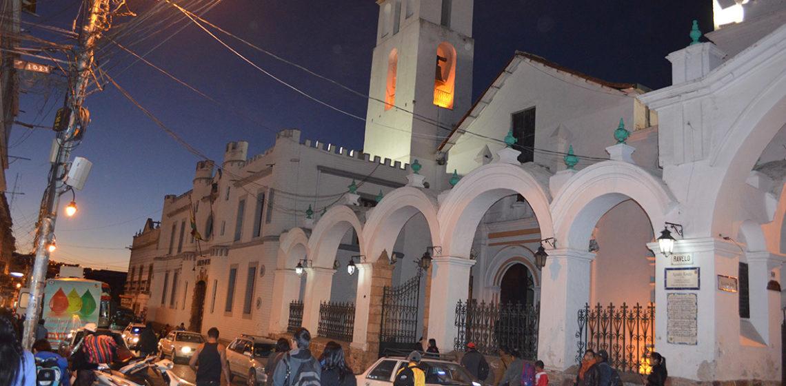 Cidade de Sucre